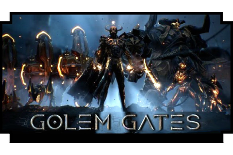 Golem Gates - (Deck Building Real Time Strategy Game ...