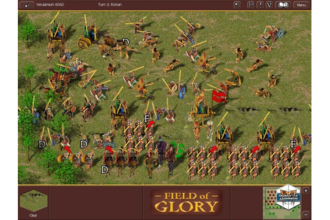 A game you may have missed: Field of Glory (PC review ...