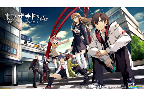 Tokyo Xanadu eX+ for PC launches December 8 - Gaming Central