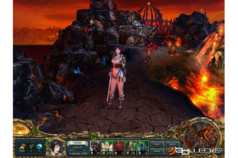 Games Ultra Torrent: King's Bounty: Armored Princess (PC) 2009
