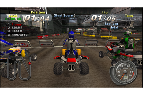 ATV Offroad Fury Blazin Trails PSP ISO Free Download ...