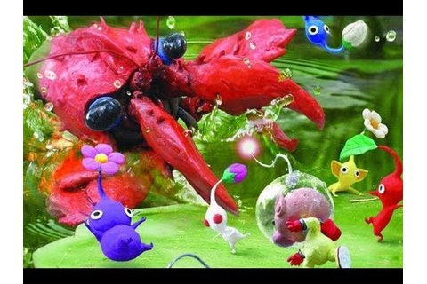 CGRundertow PIKMIN 2 for Nintendo Wii Video Game Review ...