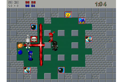 Atomic Bomberman Full Game - Free Download