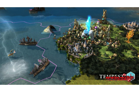 Endless Legend Tempest PC Game Free Download