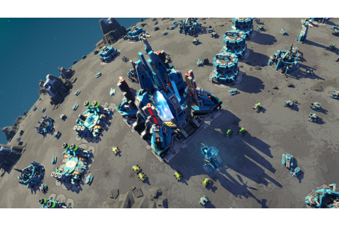 Planetary Annihilation: TITANS on Steam