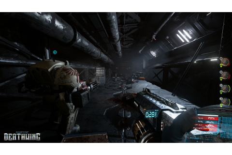 Space Hulk: Deathwing new gameplayGame playing info