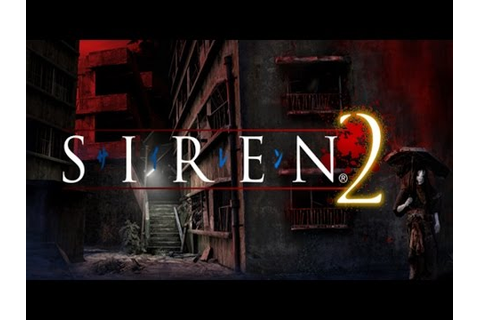 FORBIDDEN SIREN 2 horror game - First Japanese Trailer ...