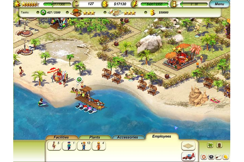 Paradise Beach. Download and play at PC Games 4 Free!