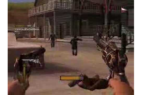 GUN PC Game - Wild west - YouTube
