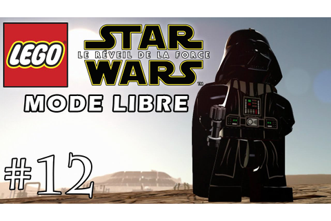 LEGO Star Wars Le Réveil de la Force #12 Mode Libre Jakku ...