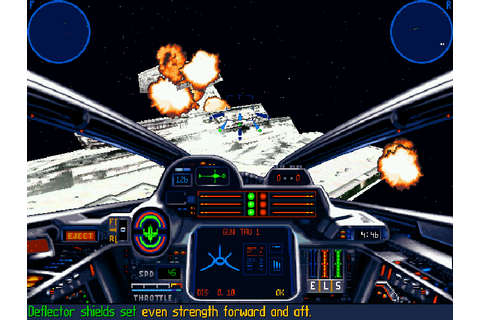 Star Wars fans rejoice! X-Wing, TIE Fighter games return ...