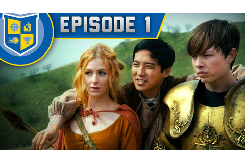 Video Game High School (VGHS) - S2: Ep. 1 - YouTube