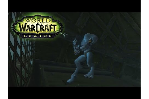 Drowning in games - World of Warcraft (Worgen) (2) - YouTube