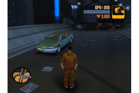 Grand Theft Auto 3 Download (2002 Action adventure Game)