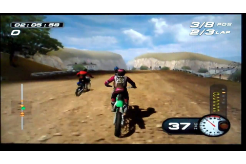 MX Superfly Playstation 2 Gameplay - YouTube
