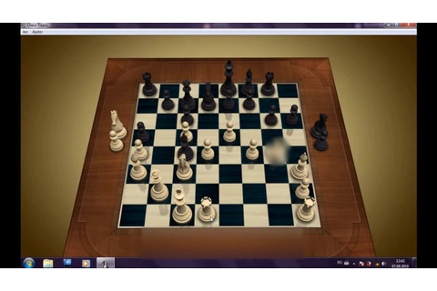 Chess Titans (only on Windows 7) - YouTube