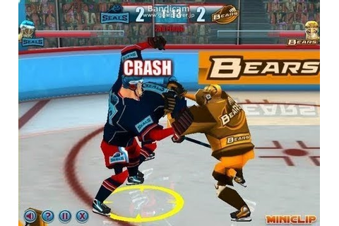 Miniclip Games Sports - Play Ice Hockey Heroes Gameplay ...