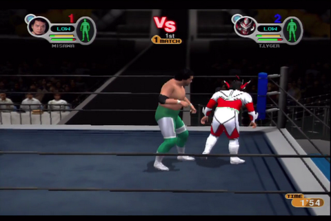 All Star Pro Wrestling Download Game | GameFabrique