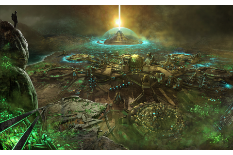 Tiberium Alliances - Command & Conquer Saga - Tiberium ...