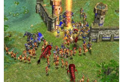 Age of Mythology System Requirements | pc-android games ...
