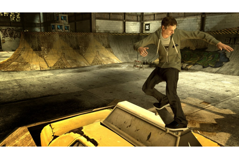 Tony Hawks Pro Skater HD update 2 Incl Revert Pack Dlc ...