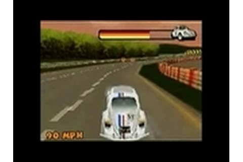 Herbie: Rescue Rally Nintendo DS Gameplay - Go - YouTube