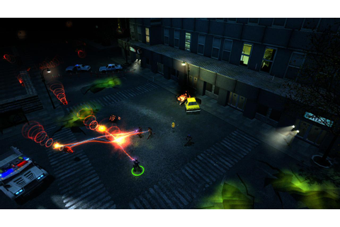 Free Download Game Ghostbusters: Sanctum of Slime (2011/PC ...
