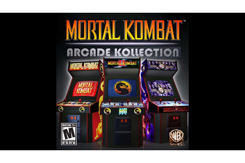 Mortal Kombat Arcade Kollection - Ultimate Mortal Kombat 3 ...