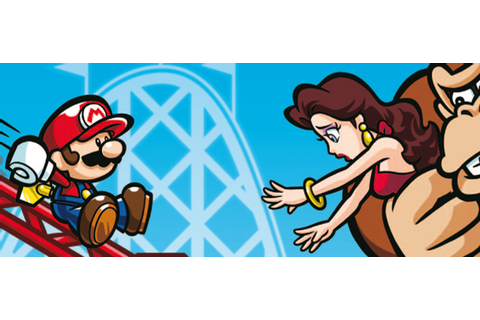 Mario vs. Donkey Kong : Pagaille à Mini-Land ! on Qwant Games