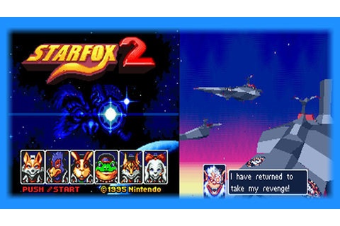 Star Fox 2 ver. Final (SNES) - English Patch Download | GO ...