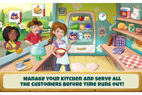 Kitchen Scramble: Cooking Game - Android Apps on Google Play