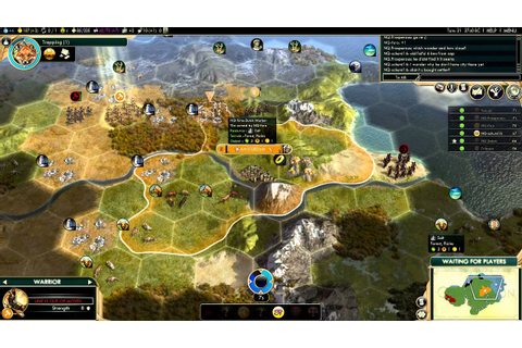 Civilization V - Brave new World - no quitters Multiplayer ...