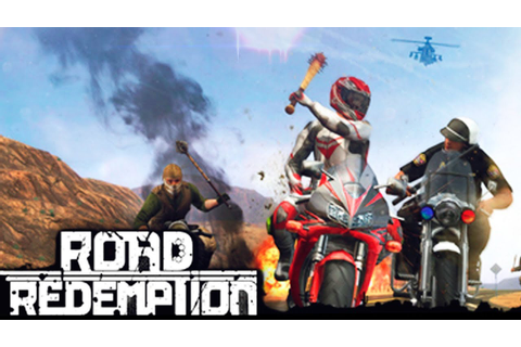 "Road Redemption ""Road Rash"" 1440p - YouTube"