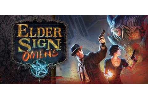 Elder Sign: Omens on Steam