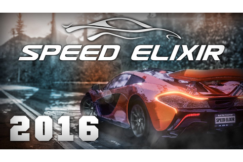 NEW OPEN WORLD RACING GAME 2016 │ Speed Elixir │ PC, PS4 ...