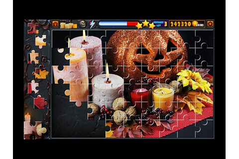 Halloween Jigsaw Puzzle Stash Game|Play Free Download ...