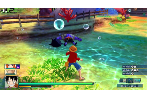 One Piece Unlimited World Red Deluxe Edition PC Game Free ...