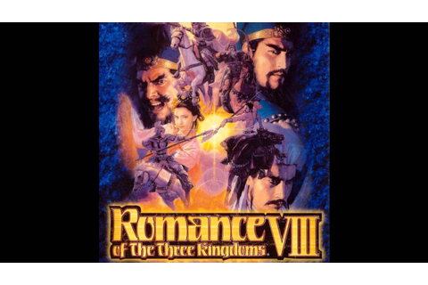 VGM Hall Of Fame: Romance Of The Three Kingdoms VIII ...