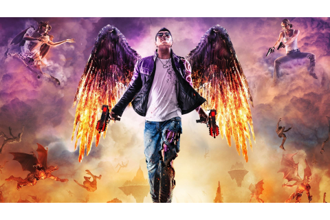 Saints Row, Saints Row: Gat Out Of Hell, Video Games ...