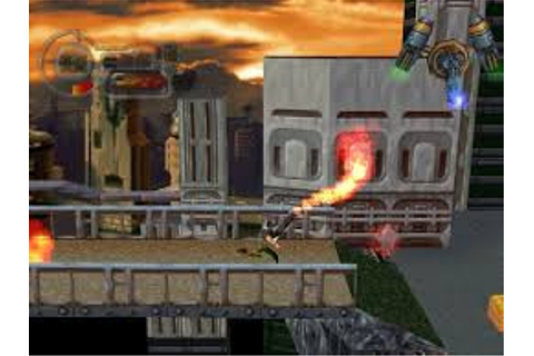 Download game C The Contra Adventure psx iso full version ...