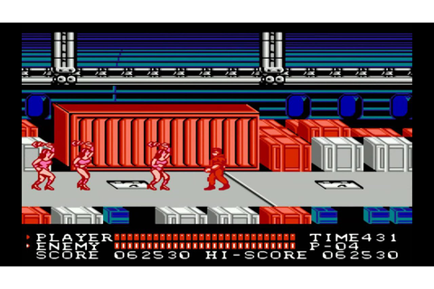 Spartan X 2 (NES / Famicom) Playthrough - YouTube