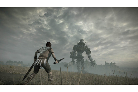 'Shadow of the Colossus' looks gorgeous running on ...