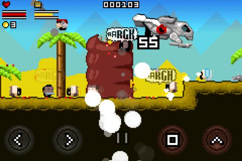 Gunslugs v1.3.2 - Frenzy ANDROID - games and apps