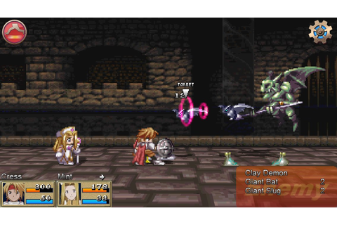 Bandai Namco Pulling 'Tales of Phantasia' on iOS, Will ...