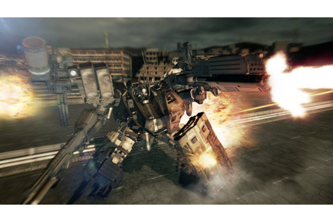 Armored Core V Review - GamingExcellence