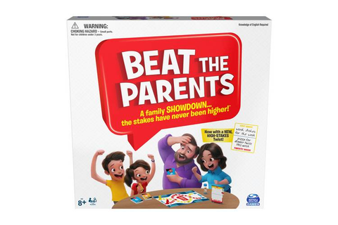 Buy Beat the Parents Game | Board games | Argos