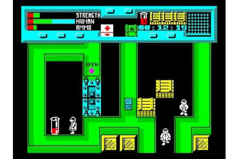 Indie Retro News: Rescue - ZX Spectrum game reviewed by ...