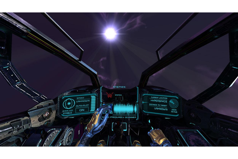 Space Stalker VR - Free Virtual Reality Games