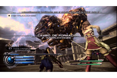 Final Fantasy XIII-2 Demo Gameplay | HD - YouTube
