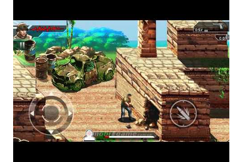Modern Combat 2: Black Pegasus mobile java games - YouTube